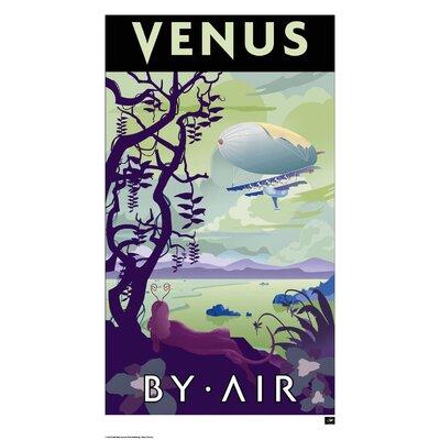 House Additions Retro Futurism Venus Vintage Advertisement