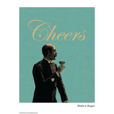 House Additions Trinkets and Trumpets Cheers Graphic Art