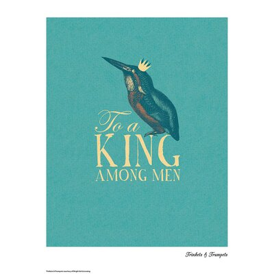 House Additions Trinkets and Trumpets To a King Graphic Art