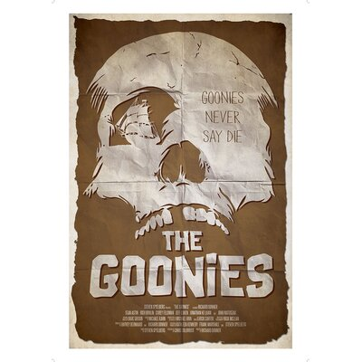 House Additions The Art of Film The Goonies Vintage Advertisement