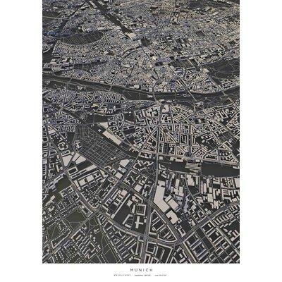 House Additions Art of Architecture Munich Art Print