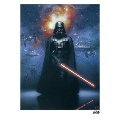 House Additions Star Wars Vader Vintage Advertisement