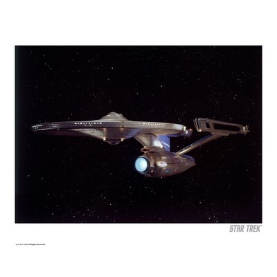 House Additions Star Trek Enterprise Vintage Advertisement