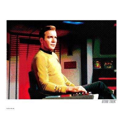 House Additions Star Trek Classic Kirk Vintage Advertisement
