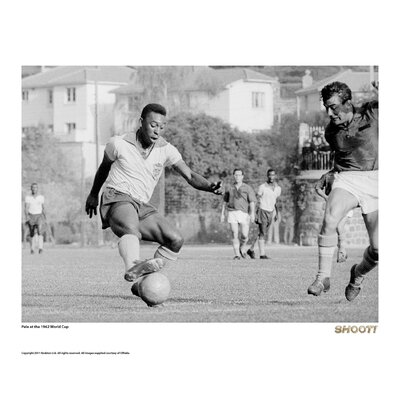 House Additions Shoot Pele 1962 Photographic Print