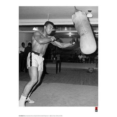 House Additions Muhammad Ali Training Photographic Print
