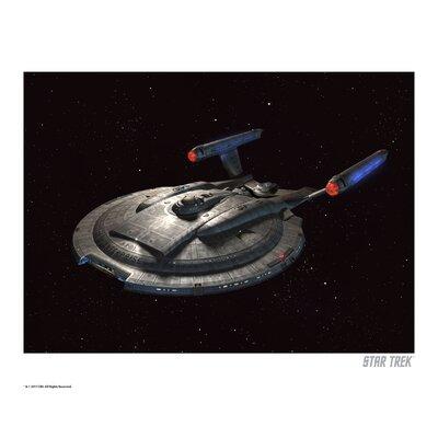 House Additions Star Trek Enterprise NX-01 Vintage Advertisement