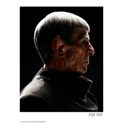 House Additions Star Trek Ambassador Spock Vintage Advertisement