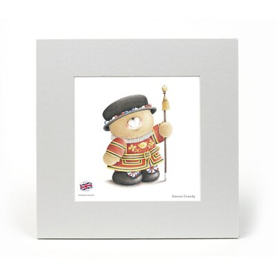 House Additions Forever Friends Beefeater Graphic Art