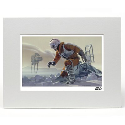House Additions Star Wars Battle for Hoth Vintage Advertisement