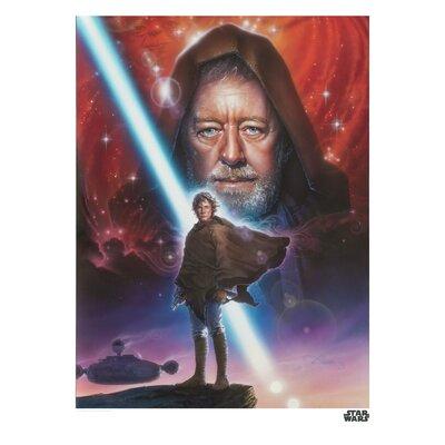 House Additions Star Wars Obi-Wan Vintage Advertisement