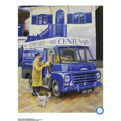 House Additions Battersea Dogs and Cats Home Centenary Art Print