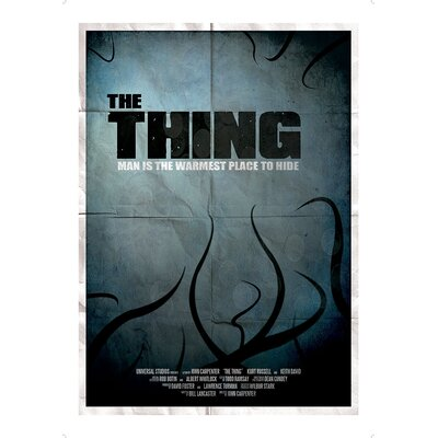 House Additions The Art of Film The Thing Vintage Advertisement