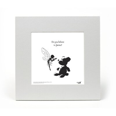 House Additions Peter Pan Believe Graphic Art