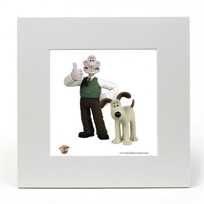 House Additions Wallace and Gromit Thumb Up Vintage Advertisement