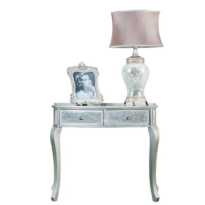 House Additions Mosaic Console Table