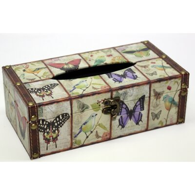 House Additions Tissue Box