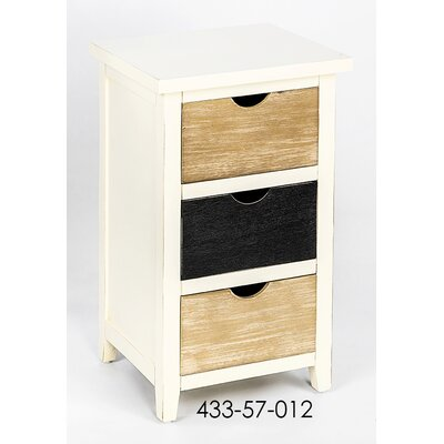 House Additions Cumbra Auxiliary 3 Drawer Chest