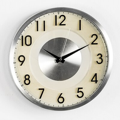 House Additions Suzanna 30 cm Wall Clock