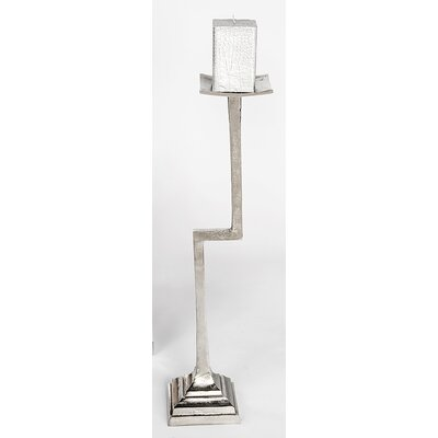 House Additions Gloria Metal Candlestick