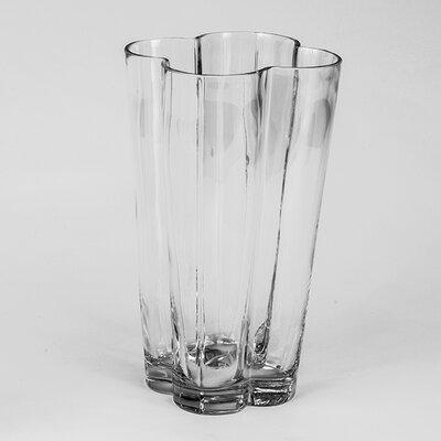 House Additions Varsity Glass Vase