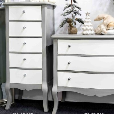 House Additions Arklow 5 Drawer Chest of Drawers