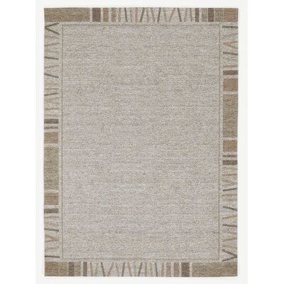 House Additions Rosmore Velour Ivory Area Rug