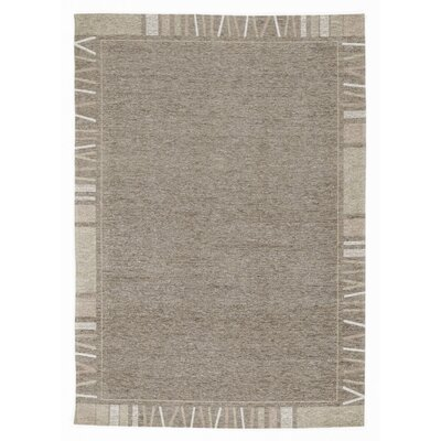 House Additions Rosmore Velour Cappuccino Area Rug