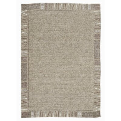 House Additions Rosmore Velour Natural Area Rug