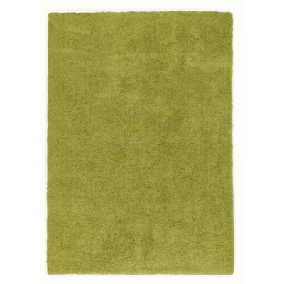 House Additions Hand-Tufted Green Area Rug