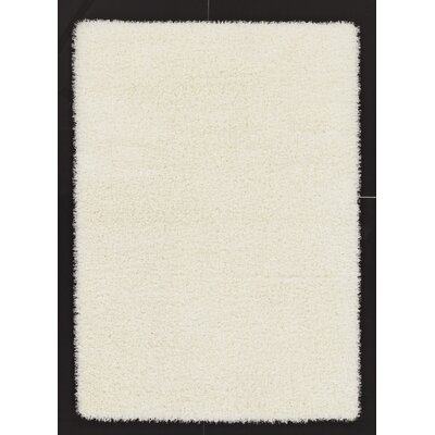 House Additions Cream Area Rug