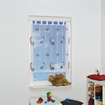 House Additions Sheep Short Curtain Panel
