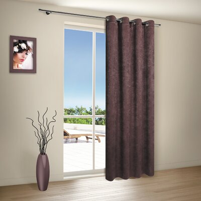 House Additions Aline Curtain Panel