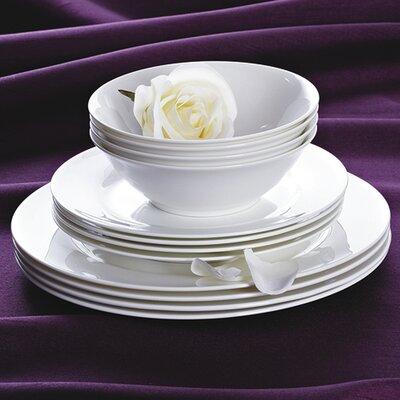 House Additions Crozet 12-Piece Dinnerware Set