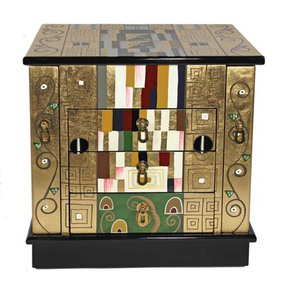House Additions Schmalwand Jewellery Box