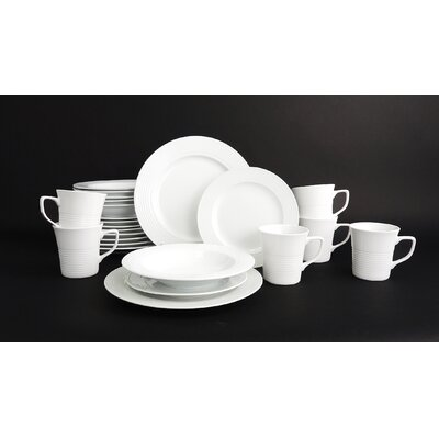 House Additions Arena 24-Piece Dinnerware Set