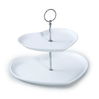 House Additions 2-Tier Cake Stand
