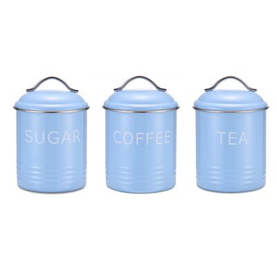 House Additions 3-Piece Storage Container Set