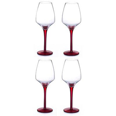 House Additions 0.4 L Wine Glass Set