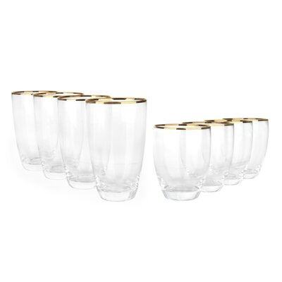 House Additions Glass Set