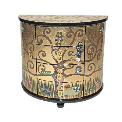 House Additions Tree of Life Jewellery Case