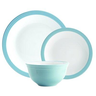 House Additions 12-Piece Dinnerware Set
