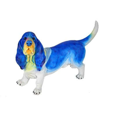 House Additions Standing Dog Decorative Figure