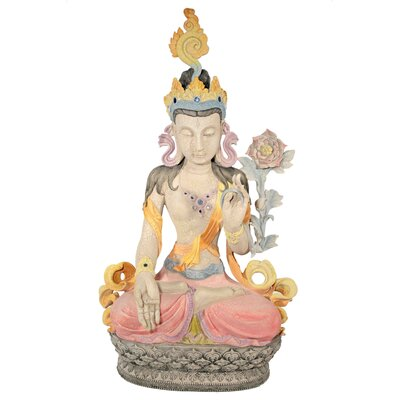 House Additions Sitting Thai-Buddha Statue