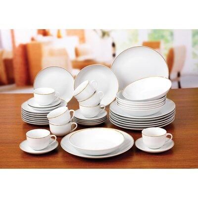 House Additions 40-Piece Dinnerware Set