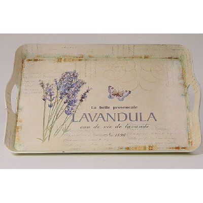House Additions Lavender 44cm Tray
