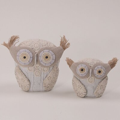 House Additions Owl Statue