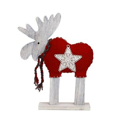 House Additions Reindeer Decorative Figure