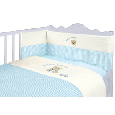 House Additions 3 Piece Baby Bale Quilt Set