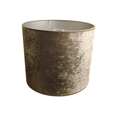 House Additions 50cm Metal Drum Lamp Shade